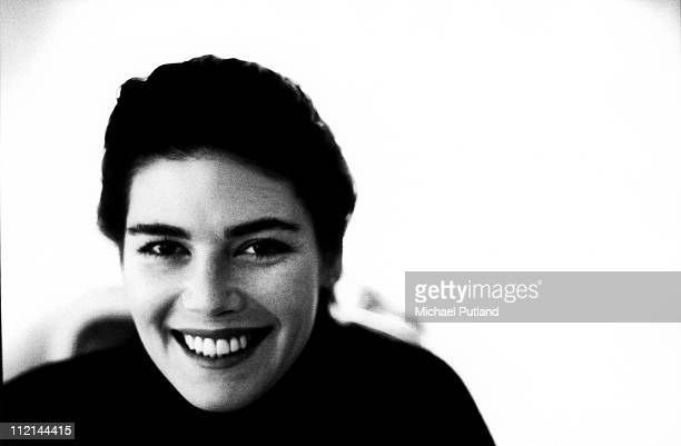 Kelly McGillis portrait London 1987