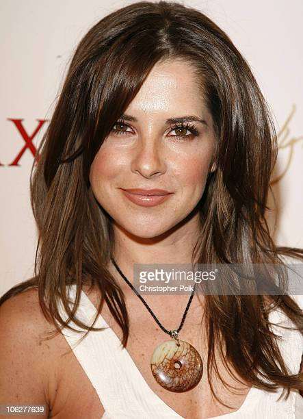 Kelly Monaco during Maxim Hot 100 Rock and Roll Poker Tournament Inside and Arrivals at Wynn Las Vegas in Las Vegas Nevada United States