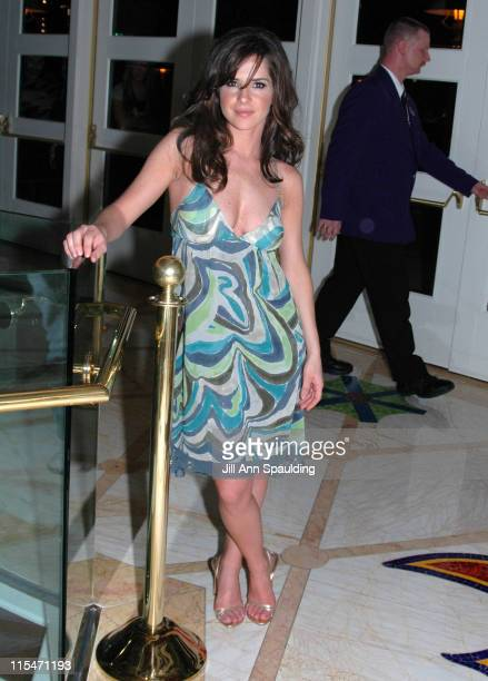 Kelly Monaco 'Exclusive' during Maxim Magazine 100th Birthday Celebration Arrivals at Tryst at Wynn Las Vegas in Las Vegas Nevada United States