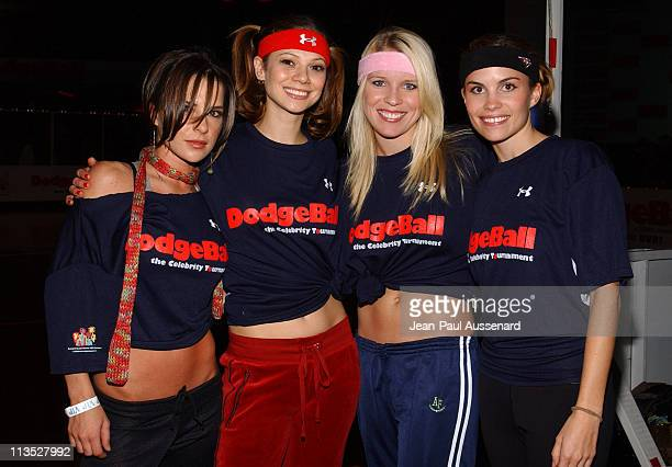 Kelly Monaco Tamara Braun Alicia Leigh Willis and Ashley Bashioum