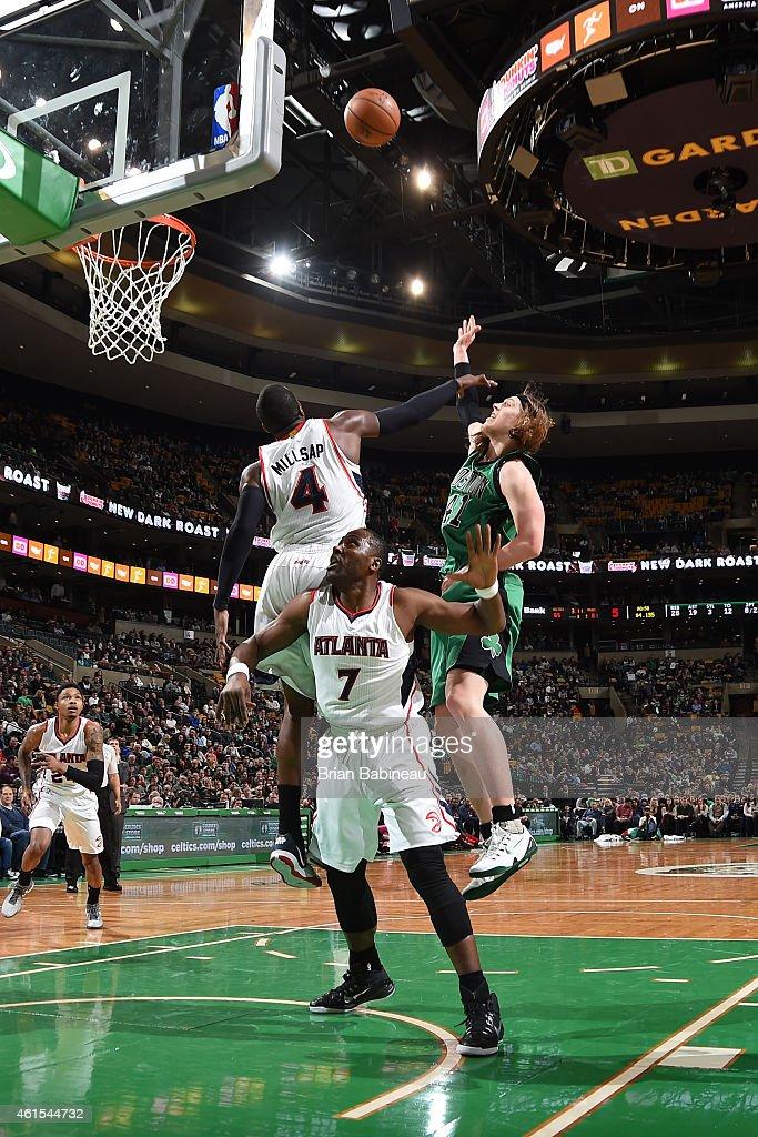 Atlanta Hawks V Boston Celtics Getty Images