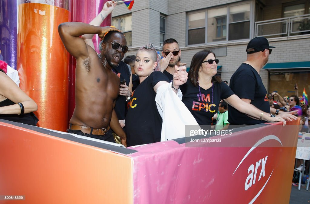 New York City Pride 2017 - The March