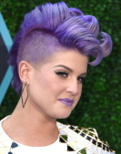 Kelly Osbourne arrives at the 16th Annual Young Hollywood Awards at The Wiltern on July 27 2014 in Los Angeles California