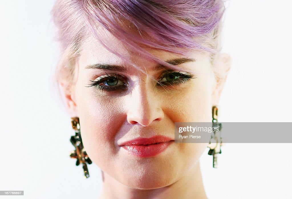 <a gi-track='captionPersonalityLinkClicked' href=/galleries/search?phrase=Kelly+Osbourne&family=editorial&specificpeople=156416 ng-click='$event.stopPropagation()'>Kelly Osbourne</a> arrives at the CLEO magazine relaunch party at The Star on April 30, 2013 in Sydney, Australia.