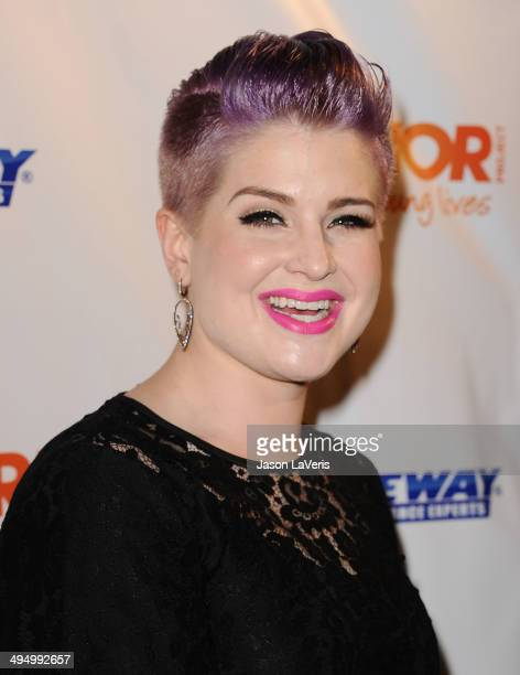 Kelly Osbourne attends Prom 2014 A Night Out For Trevor at Petersen Automotive Museum on May 31 2014 in Los Angeles California