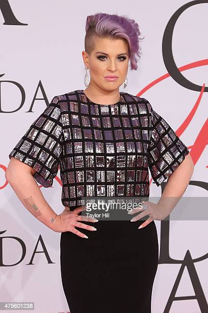 Kelly Osbourne attends the 2015 CFDA Awards at Alice Tully Hall at Lincoln Center on June 1 2015 in New York City