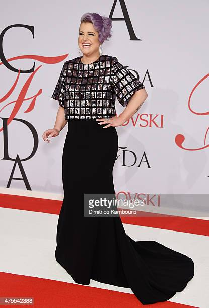 Kelly Osbourne attends the 2015 CFDA Fashion Awards at Alice Tully Hall at Lincoln Center on June 1 2015 in New York City