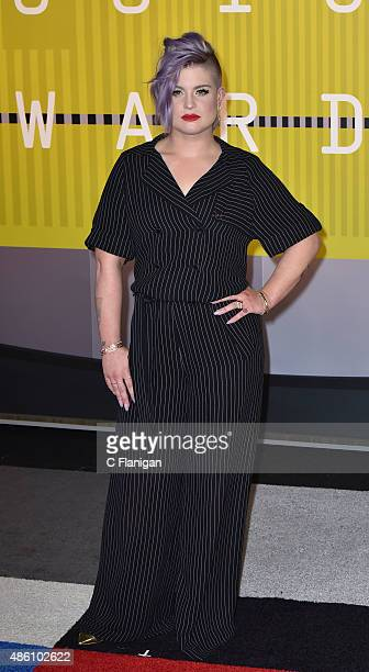 Kelly Osbourne attends the 2015 MTV Video Music Awards at Microsoft Theater on August 30 2015 in Los Angeles California