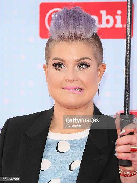 Kelly Osbourne attends the 2015 Radio Disney Music Awards at Nokia Theatre LA Live on April 25 2015 in Los Angeles California