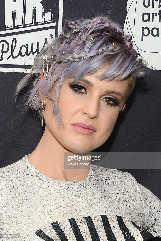 Kelly Osbourne attends the 24 Hour Plays LA 2014 to benefit Urban Arts Partnership presented by Montblanc on June 20 2014 in Santa Monica California