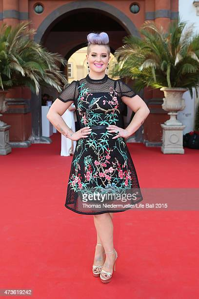 Kelly Osbourne attends the AIDS Solidarity Gala at Hofburg Vienna on May 16 2015 in Vienna Austria