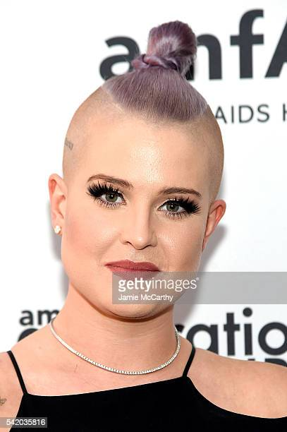 Kelly Osbourne attends the amfAR generationCure Solstice 2016 on June 21 2016 in New York City