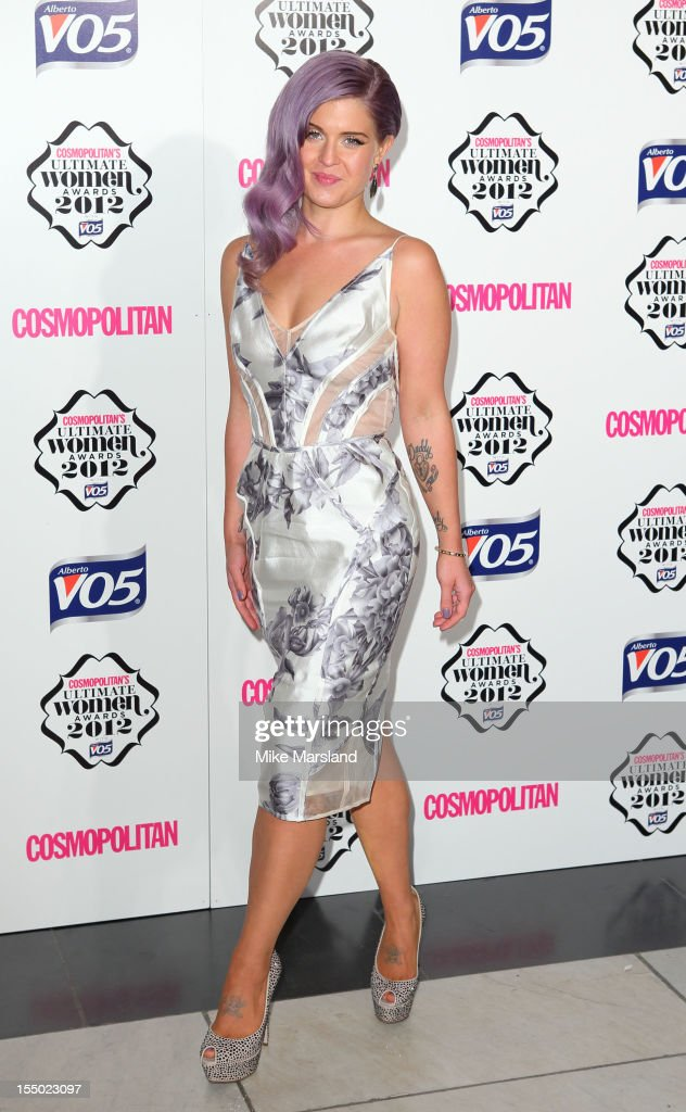 <a gi-track='captionPersonalityLinkClicked' href=/galleries/search?phrase=Kelly+Osbourne&family=editorial&specificpeople=156416 ng-click='$event.stopPropagation()'>Kelly Osbourne</a> attends the Cosmopolitan Ultimate Woman of the Year awards at Victoria & Albert Museum on October 30, 2012 in London, England.