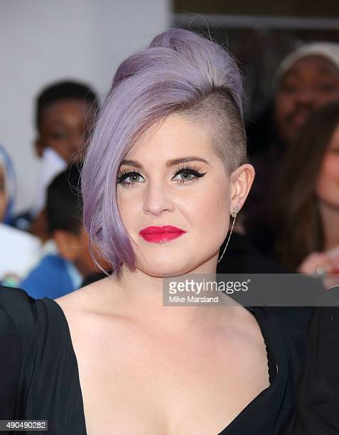 Kelly Osbourne attends the Pride of Britain awards at The Grosvenor House Hotel on September 28 2015 in London England
