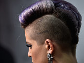 Kelly Osbourne jewlry detail attends Logo's 'Trailblazer Honors' 2015 at the Cathedral of St John the Divine on June 25 2015 in New York City