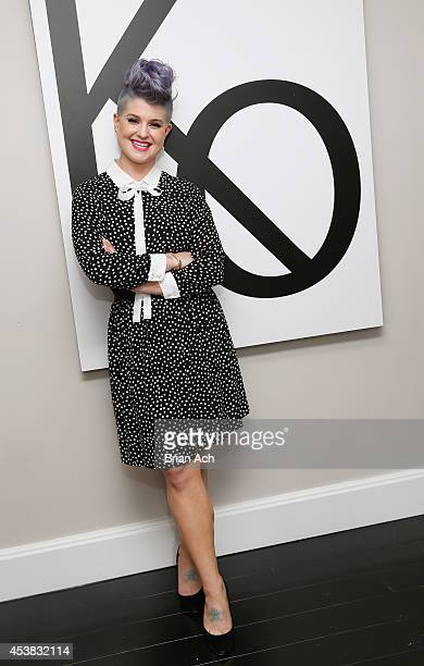 Kelly Osbourne presents Stories by Kelly Osbourne on August 19 2014 in New York City Kelly's debut clothing line launches in September 2014