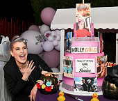 Kelly Osbourne's 36th Birthday Hosted By Jeff Beacher,...