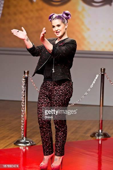 ROCK 'Kelly Osbourne Rocks the Red Carpet' Episode 103 Pictured Guest judge Kelly Osbourne