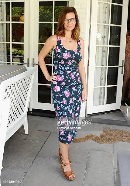 Kelly Oxford attends Annual PS ARTS Bag Lunch on May 29 2014 in Los Angeles California