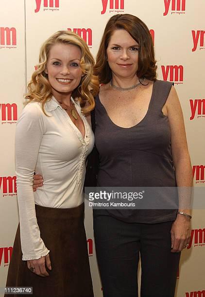 Kelly Packard and Christina Kelly YM EditorinChief