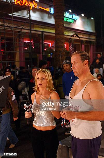 Kelly Packard and Ken Richards for the Ripleys Believe it or Not TBS show filmed for the first time in front of Ripley's Believe it or Not on...