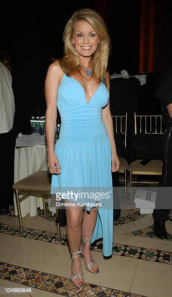 Kelly Packard during 2003/2004 TNT/TBS Superstation UPFront Event at Cipriani 42nd Street in New York City New York United States