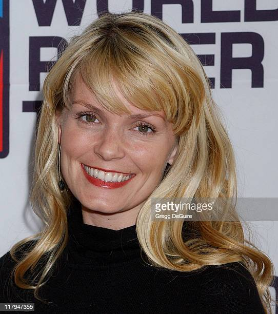 Kelly Packard during 2005 World Poker Tour Invitational Arrivals at Commerce Casino in City of Commerce California United States