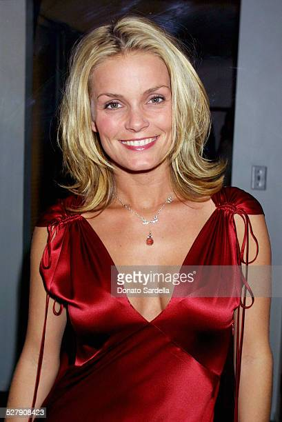 Kelly Packard during Girls Night Out for Fashion for Freedom Show at The Avalon Hotel in Beverly Hills California