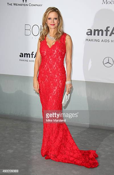 Kelly Preston attends amfAR's 21st Cinema Against AIDS Gala Presented By WORLDVIEW BOLD FILMS And BVLGARI at the 67th Annual Cannes Film Festival on...