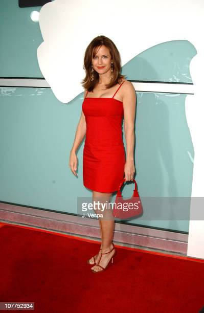 Kelly Preston during 'The Punisher' Los Angeles Premiere Red Carpet at ArcLight Theater in Hollywood California United States