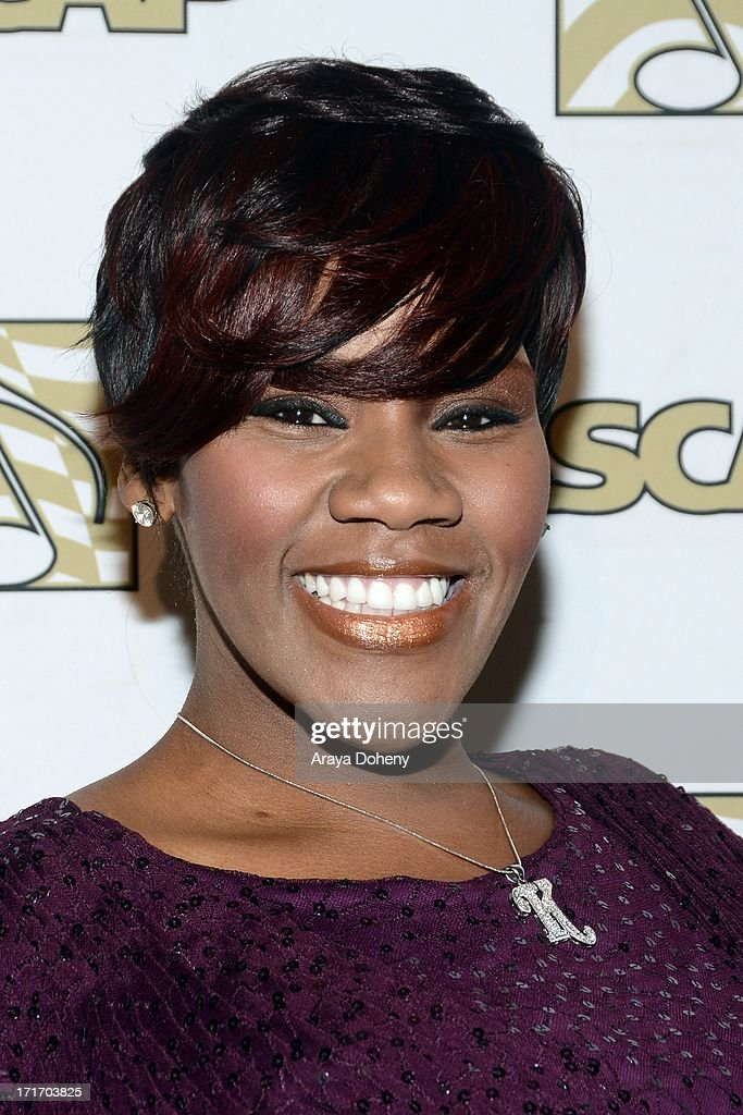 Kelly Price attends The American Society of Composers, Authors and Publishers (ASCAP) 26th Annual Rhythm & Soul Music Awards at The Beverly Hilton Hotel on June 27, 2013 in Beverly Hills, California.