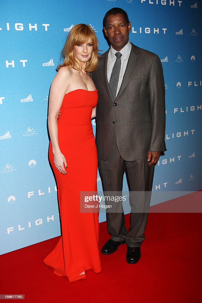 <a gi-track='captionPersonalityLinkClicked' href=/galleries/search?phrase=Kelly+Reilly&family=editorial&specificpeople=216558 ng-click='$event.stopPropagation()'>Kelly Reilly</a> and <a gi-track='captionPersonalityLinkClicked' href=/galleries/search?phrase=Denzel+Washington&family=editorial&specificpeople=171332 ng-click='$event.stopPropagation()'>Denzel Washington</a> attend the UK premiere of 'Flight' at The Empire Leicester Square on January 17, 2013 in London, England.