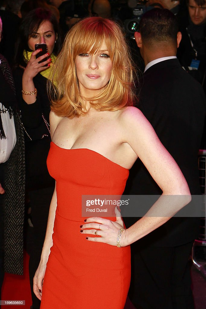 Kelly Reilly attends the UK Premiere of 'Flight' at The Empire Cinema on January 17, 2013 in London, England.