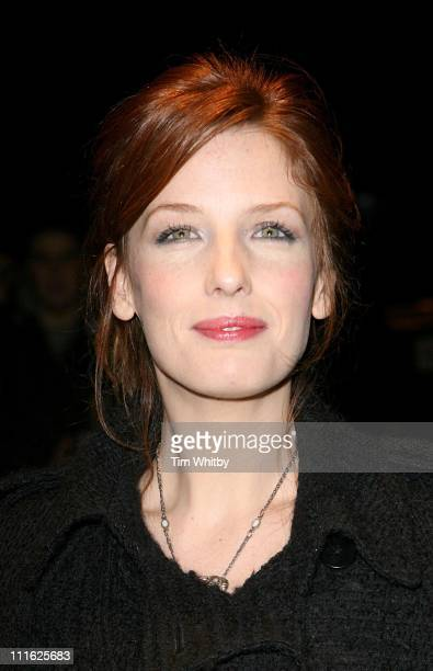 Kelly Reilly during Awards of The London Film Critics Circle February 8 2006 at The Dorchester in London Great Britain