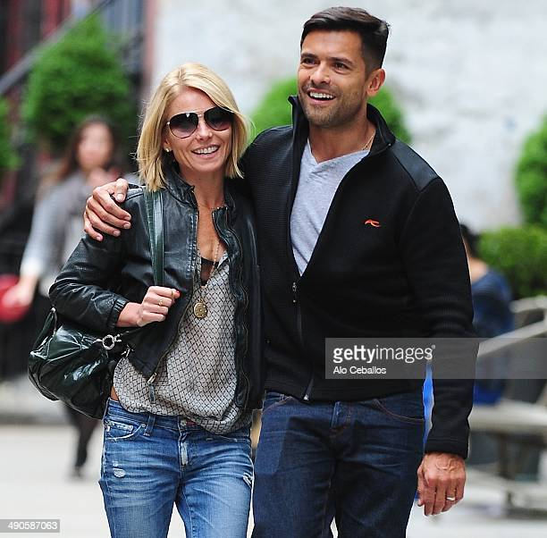 Mark Consuelos Stock Photos And Pictures
