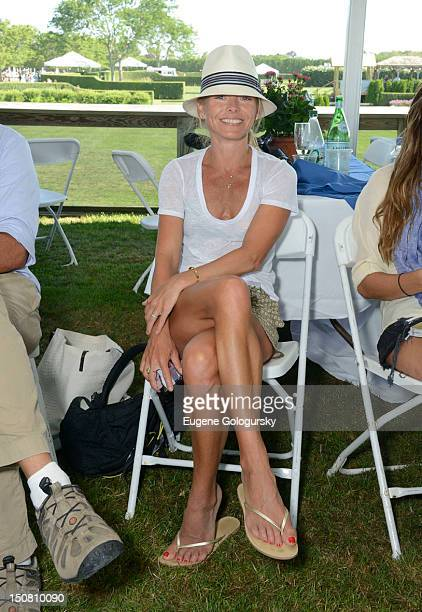 Kelly Ripa attends Opening Day of the 37th Annual Hamptons Classic Horse Show on August 26 2012 in Bridgehampton New York