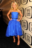 Kelly Ripa attends the 10th Annual TV Land Awards at the Lexington Avenue Armory on April 14 2012 in New York City