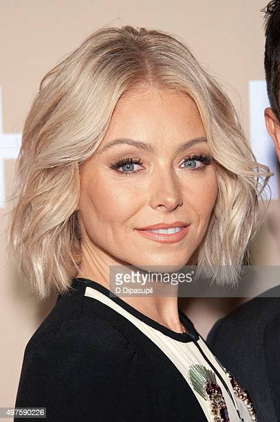 Kelly Ripa attends the 2015 CNN Heroes An AllStar Tribute at the American Museum of Natural History on November 17 2015 in New York City