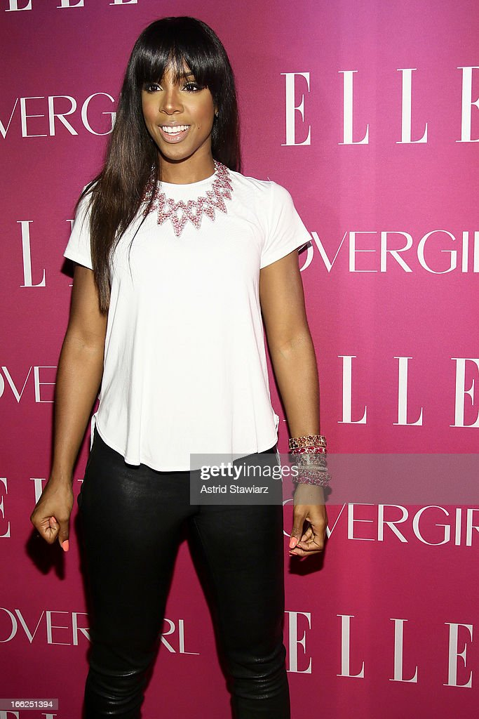 <a gi-track='captionPersonalityLinkClicked' href=/galleries/search?phrase=Kelly+Rowland&family=editorial&specificpeople=201760 ng-click='$event.stopPropagation()'>Kelly Rowland</a> attends the 4th Annual ELLE Women in Music Celebration presented by Covergirl at The Edison Ballroom on April 10, 2013 in New York City.