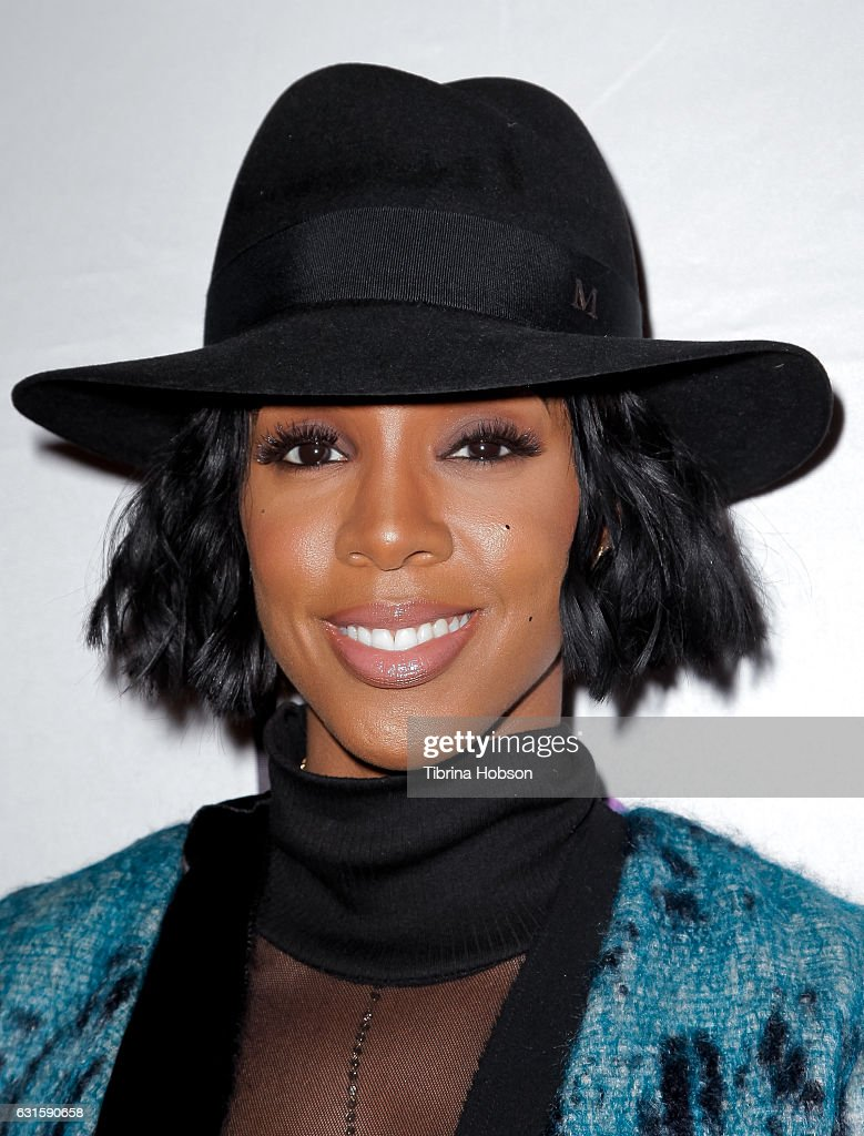 Kelly Rowland attends the premiere of Magnolia Pictures 'I Am Not Your Negro' at LACMA on January 12, 2017 in Los Angeles, California.