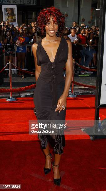 Kelly Rowland during The 3rd Annual BET Awards Arrivals at The Kodak Theater in Hollywood California United States