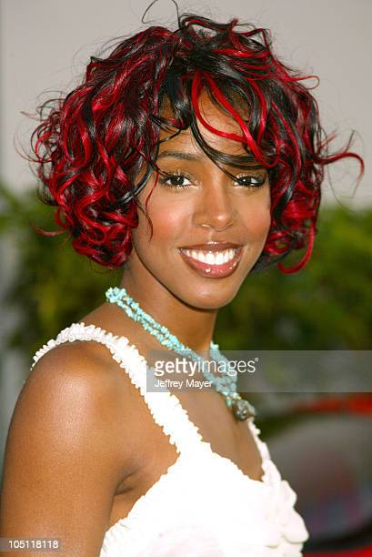 Kelly Rowland during The World Premiere Of '2 Fast 2 Furious' Arrivals at Universal Amphitheatre in Universal City California United States
