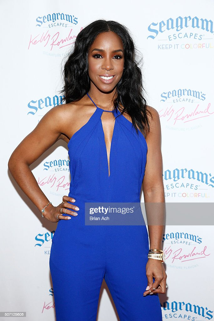 Seagram's Escapes and Kelly Rowland Signature Flavors Launch Event