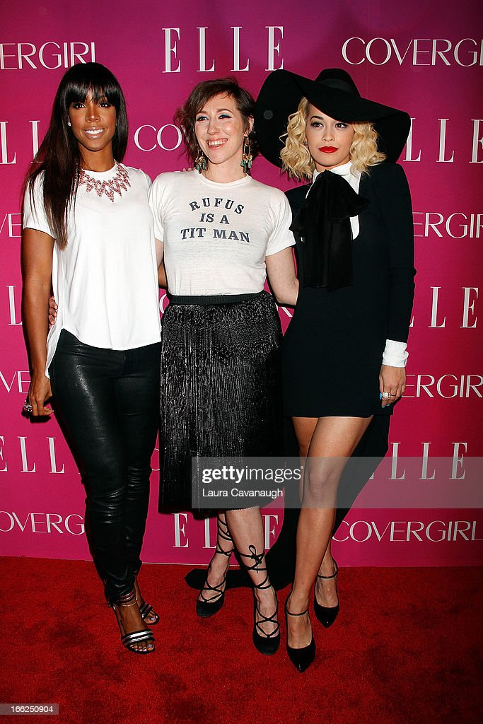 <a gi-track='captionPersonalityLinkClicked' href=/galleries/search?phrase=Kelly+Rowland&family=editorial&specificpeople=201760 ng-click='$event.stopPropagation()'>Kelly Rowland</a>, <a gi-track='captionPersonalityLinkClicked' href=/galleries/search?phrase=Martha+Wainwright&family=editorial&specificpeople=539878 ng-click='$event.stopPropagation()'>Martha Wainwright</a> and <a gi-track='captionPersonalityLinkClicked' href=/galleries/search?phrase=Rita+Ora&family=editorial&specificpeople=5686485 ng-click='$event.stopPropagation()'>Rita Ora</a> attend the 4th annual ELLE Women in Music Celebration at The Edison Ballroom on April 10, 2013 in New York City.