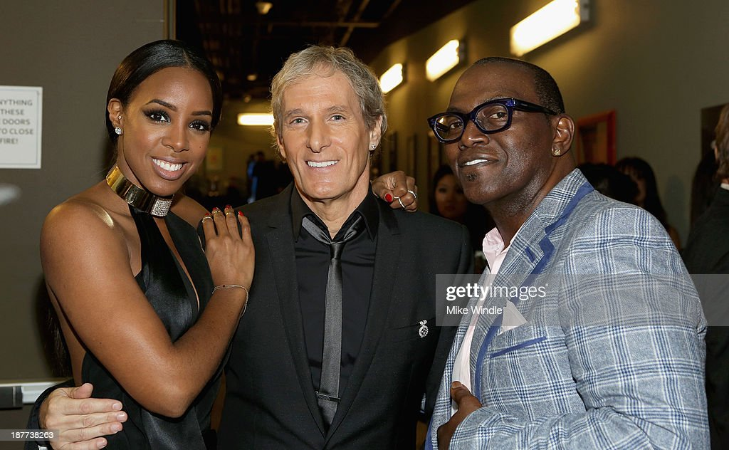 <a gi-track='captionPersonalityLinkClicked' href=/galleries/search?phrase=Kelly+Rowland&family=editorial&specificpeople=201760 ng-click='$event.stopPropagation()'>Kelly Rowland</a>, <a gi-track='captionPersonalityLinkClicked' href=/galleries/search?phrase=Michael+Bolton&family=editorial&specificpeople=208230 ng-click='$event.stopPropagation()'>Michael Bolton</a> and Randy Jackson attend the GRAMMY Museum Gala - Architects Of Sound: Motown at The GRAMMY Museum on November 11, 2013 in Los Angeles, California.