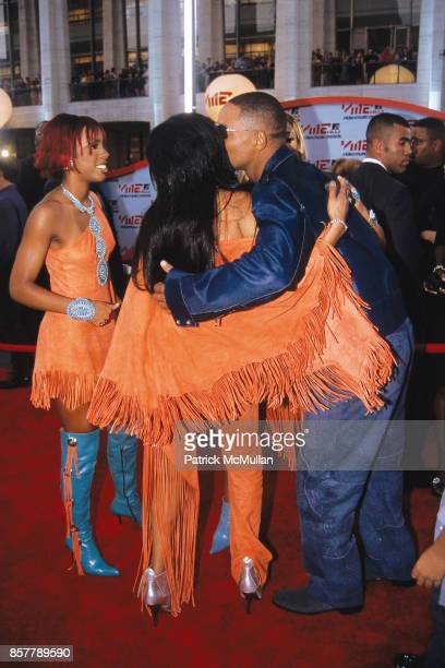 Kelly Rowland Michelle Williams Will Smith MTV Video Music Awards Metropolitan Opera House NYC September 9 1999