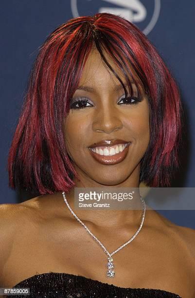 Kelly Rowland of the Destiny's Child