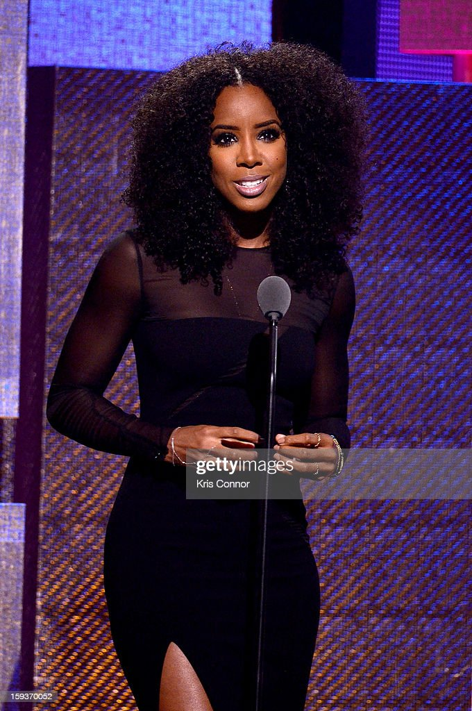 Kelly Rowland onstage at BET Honors 2013 at Warner Theatre on January 12, 2013 in Washington, DC.
