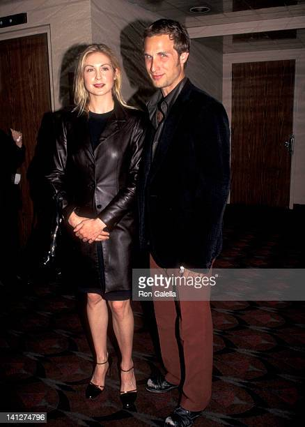 Kelly Rutherford and guest at the Premiere of 'Fear Loathing in Las Vegas' Loews 34th Street New York City