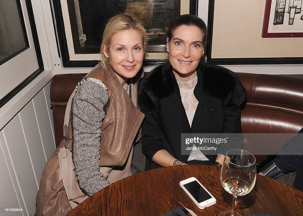 <a gi-track='captionPersonalityLinkClicked' href=/galleries/search?phrase=Kelly+Rutherford&family=editorial&specificpeople=217987 ng-click='$event.stopPropagation()'>Kelly Rutherford</a> and <a gi-track='captionPersonalityLinkClicked' href=/galleries/search?phrase=Jennifer+Creel&family=editorial&specificpeople=233493 ng-click='$event.stopPropagation()'>Jennifer Creel</a> attend The Cinema Society And Dior Beauty Presents A Screening Of 'Beautiful Creatures' After Party at Cole's Greenwich Village on February 11, 2013 in New York City.
